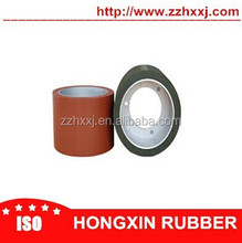 rubber roller for rice hulling