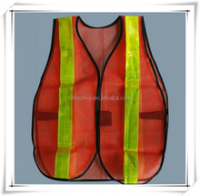 Cheap China Wholesale Reflective Safety Vest Reflective Clothing For Summer