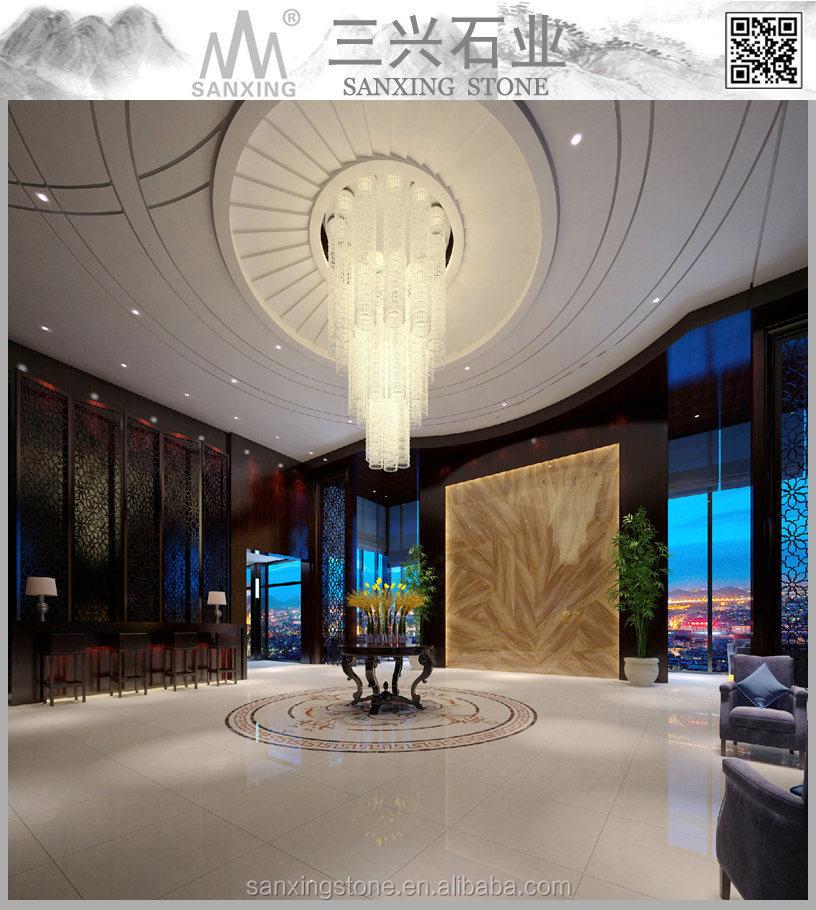 Nuevo diseño house decoracion azulejo medallones piso turco burdor ...