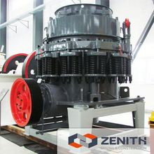 Large capacity cone crusher price cost, china cone crusher price with ISO