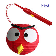 Fashionable outdoor Cartoon Garden Lantern for Christmas Day with high quality