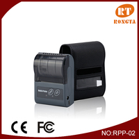 58mm wireless thermal receipt printer with high printing speed and light weight