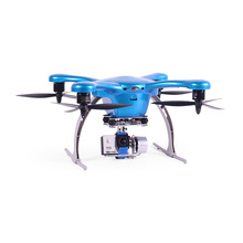 4 AXIS Black Foam RC Quadcopter Drone With Camera