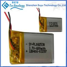 7.4v 1800mah li-ion polymer battery lithium ion battery pack 3.7v lithium battery