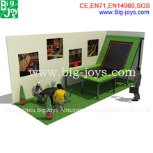 biggest sports trampoline with handle for sale