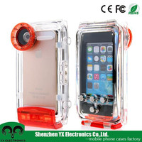 best selling shockproof waterproof case for cell phone apple iphone 5