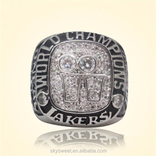 New men's championship rings,The Los Angeles lakers kobe Bryant o 'neill championship ring(SWTPR1126)