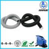 Jiangsu steel wire reinforced spring pvc hose pipe