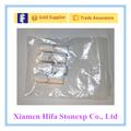 Algodón orgánico tampones sin aplicador / caliente venta tampón