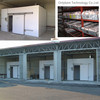 Walk in Freezer Cold Storage for Beef