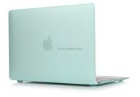 For Apple laptops Macbook Case, Matte Hard Shell Clip Snap-on - Mint Green