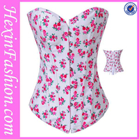 Classical Good Quality Overbust Womens Back Support Corset