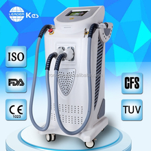 2 in 1 system acne removal ipl+rf hair removal machine promotion