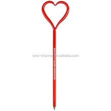 Lovely Promotional Royal Heart Pen
