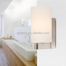 Simple glass wall lamp, cheap wall lamp, headboard read wall lamp