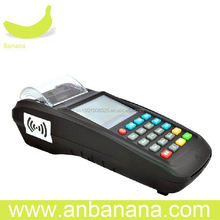 Easy to find msr gprs epos terminal point of sale (2 sim)