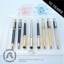 Retail Best Choice! Simple Style Ball Point Pen Fountain Pen For A Gift