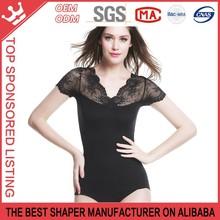Nylon Thermal Lace Ladies Underwear, Waist Training Corsets, Body Shaper Y203