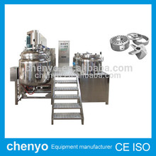 process production of shampoo equipments for producing shampoo