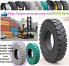 Top sales 6.50-10 solid wheel tires for forklift
