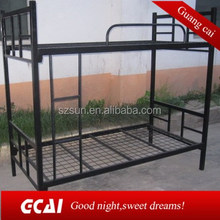 2014 military metal frame barbed wire green bunk bed metal army bed