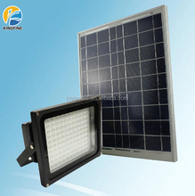 IP65 with solar led panle ,20w outdoor solar LED Flood Light SFL20W120D