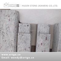 White galaxy granite flooring tile ,paving stone