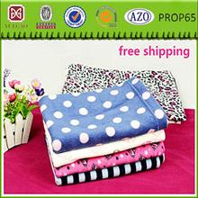 Fine Texture Soft Pets Blanket Pets Dog Mat Polar Fleece Blankets