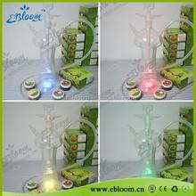 Factory Wholesale al fakher clear glass hookah shisha nargile water pipe glass smoking