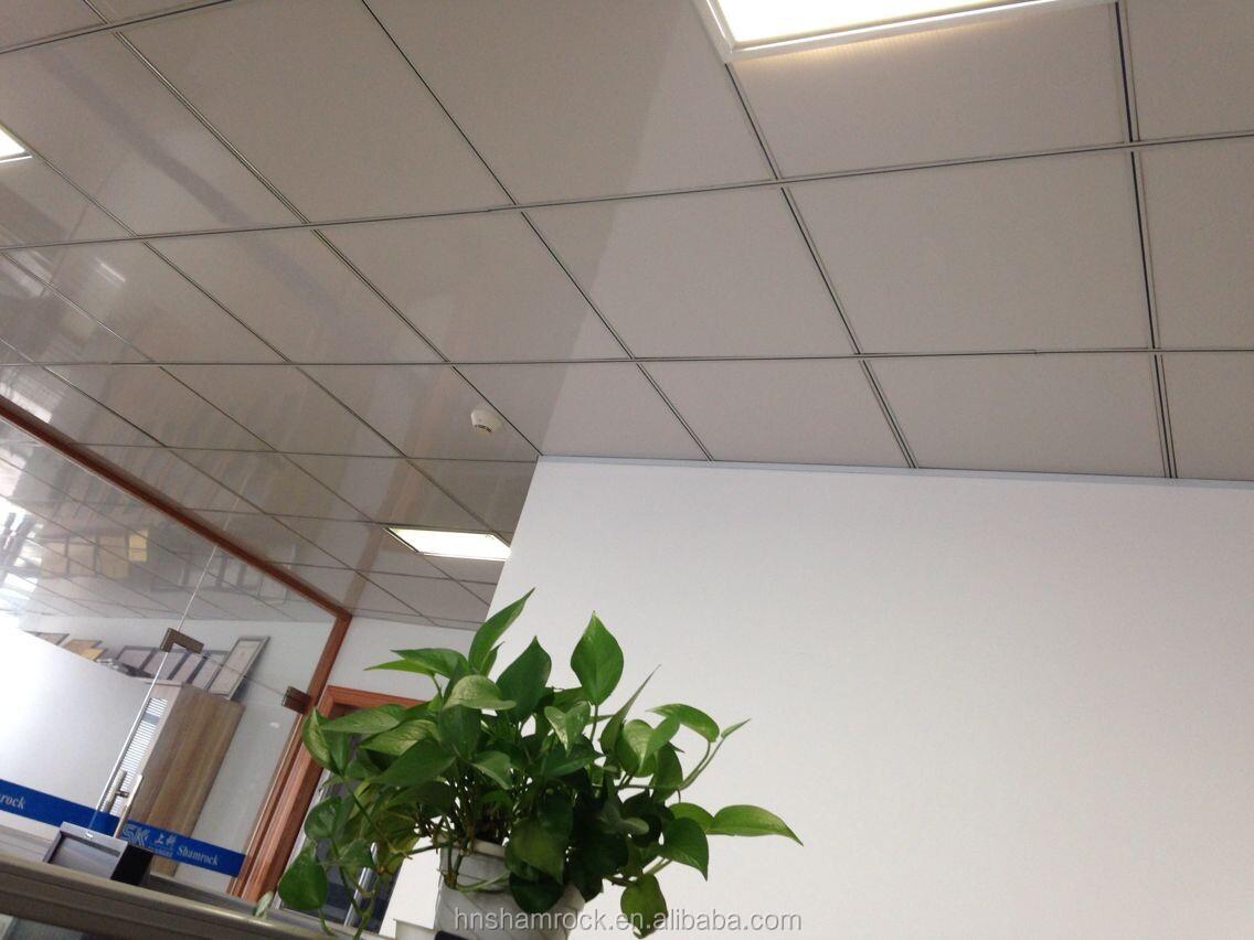keuken decoratie materiaal hout ontwerp gelamineerd pvc plafond ...