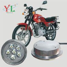 Guangzhou supply round motorcycle headlamp, led headlight for motorcycle, led motorcycle light