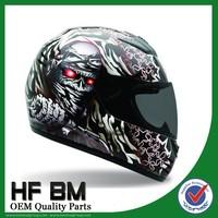 Top Qaulity Off Road Motorcycle Helmet/Motor Cross Helmet Winter Anti-fogging