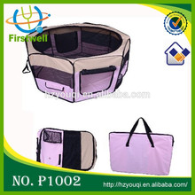 Wholesale Kinds of Fabric Pet Playpen Dog Cage Puppy Pen