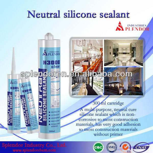 silicone adhesive; bathroom silicone sealant; structural silicone sealant