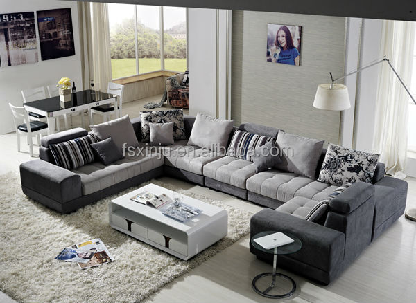 u forme style turc meubles tissu canap moderne canap. Black Bedroom Furniture Sets. Home Design Ideas