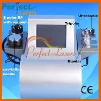 Hot!! Professional Tripolar Multipolar Cellulite Reduction Fat Removal Cavitation Machine