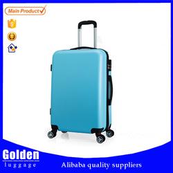 Alibaba china cheap price ABS PC travel luggage Kids hard shell luggage