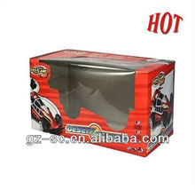 High printing Corrugated paper box with clear window