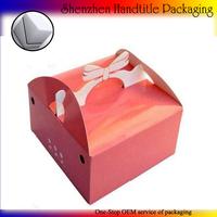 custom wax coated paper food box