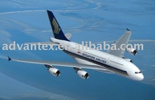 Air import from LINZ to Xiamen Shanghai China