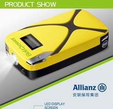 Best Choice car accessories to gift pretty appearance the best battery jump starter