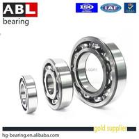 General electric motor deep groove ball bearings 6004 2RS