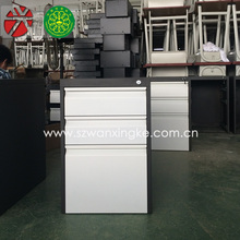 under desk multi drawer small metal cabinets/movable furniture metal drawer cabinet/office furniture counter
