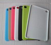 Colorful Soft TPU Gel Clear Case for iPad mini 4