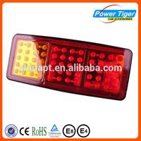 New type 12-24v led truck tail light led truck light