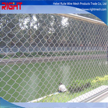 Professtional Manufacturer Supply Chain Link Fence for Baseball Fields