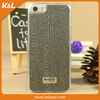 PC Material+Wooden Pattern cover case for iphone 5, waterproof and shakeproof case for iphone 5