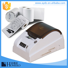 FC168 high resolution wifi computer printer 8 dots/mm resolution thermal line mini bill printer