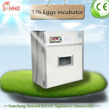New 176 Eggs Digital Incubator Chicken Duck Goose Incubator Hatch Poultry