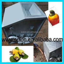 zhengzhou solon hot selling cashew nut sheller with low broken rate made in china